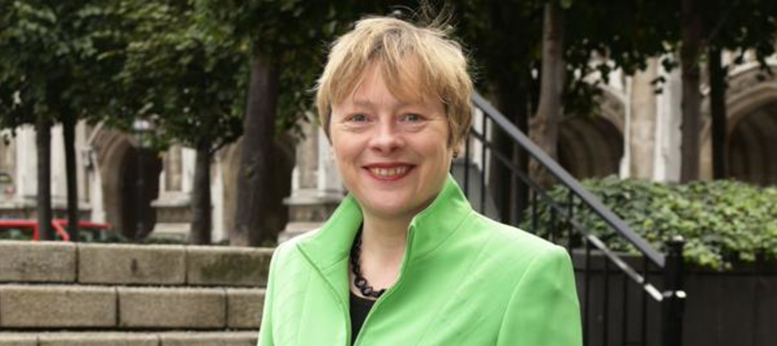 Angela Eagle said she would be the candidate to unite Labour