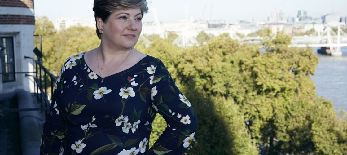 Shadow Foreign Secretary Emily Thornberry