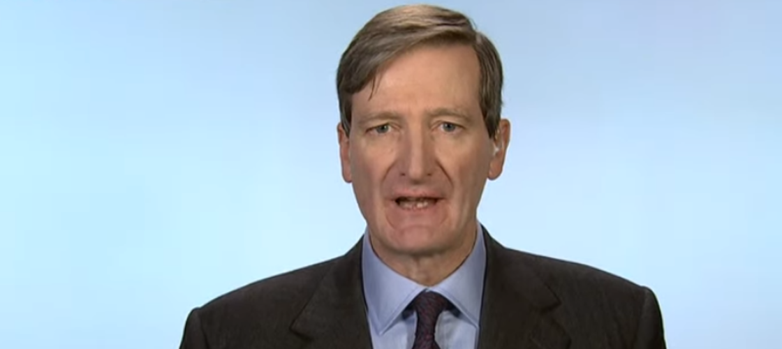 Dominic Grieve speaking to Sky News this morning