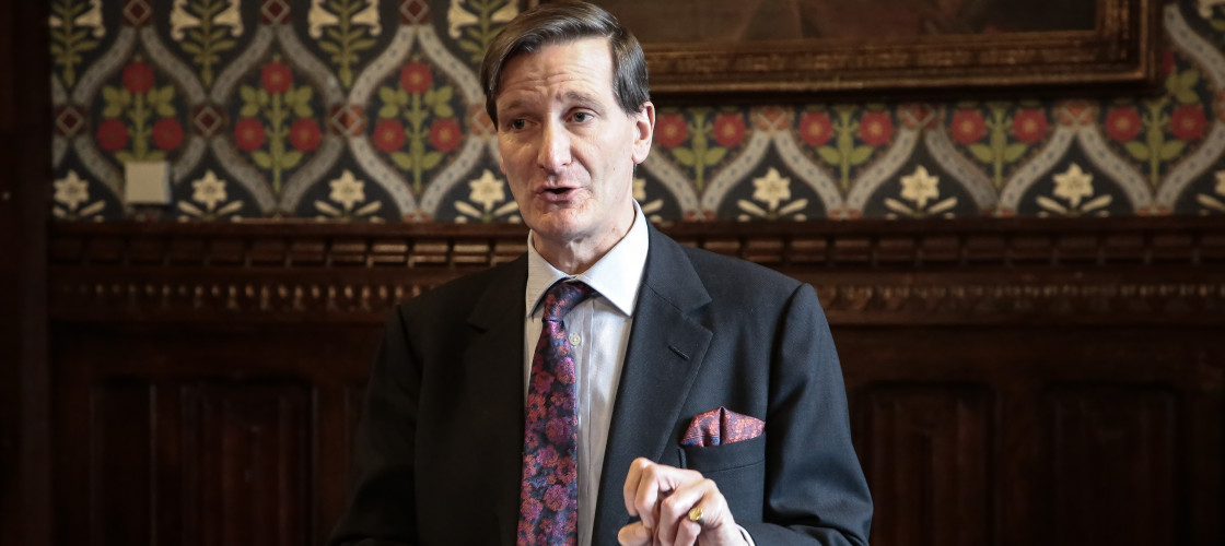 Conservative MP Dominic Grieve
