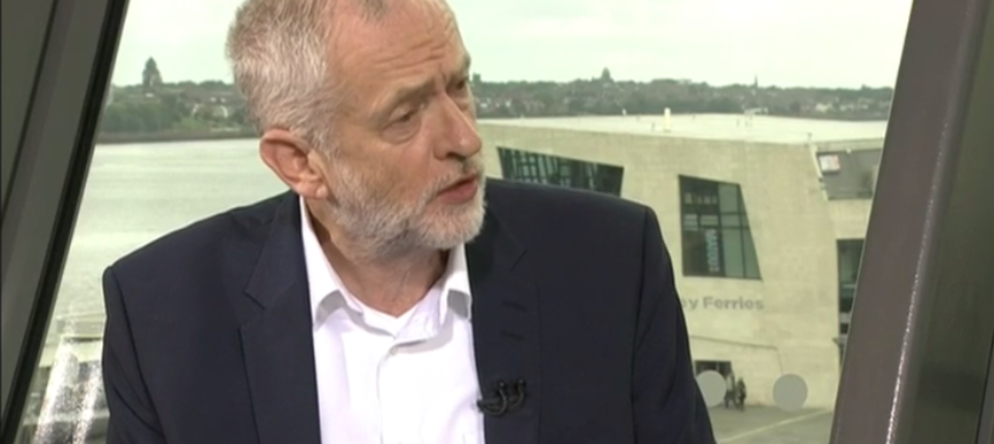 Jeremy Corbyn on Marr