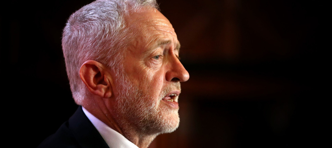Jeremy Corbyn was elected leader in September 2015