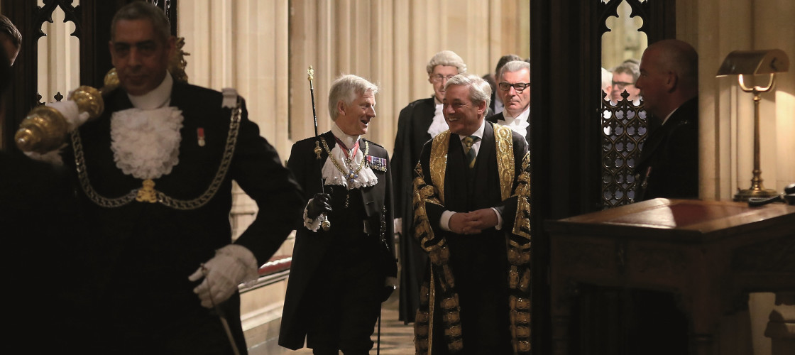 The Serjeant-at-Arms and the Speaker
