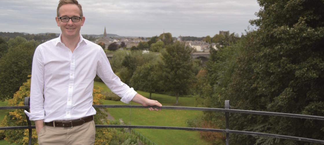 John Lamont is Member of Parliament for Berwickshire, Roxburgh and Selkirk