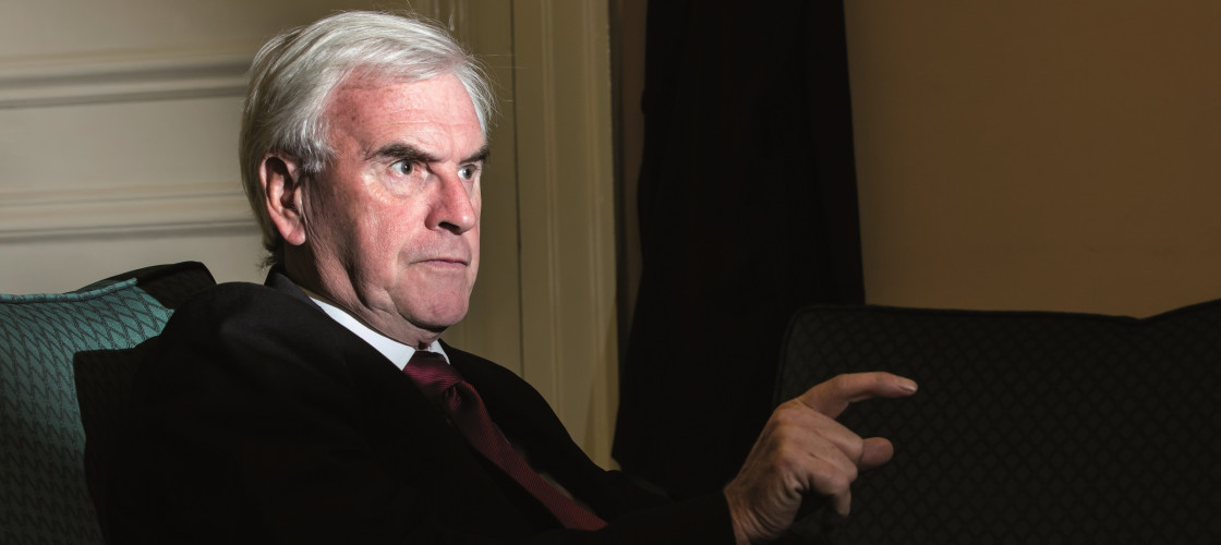 John McDonnell became MP for Hayes and Harlington in 1997