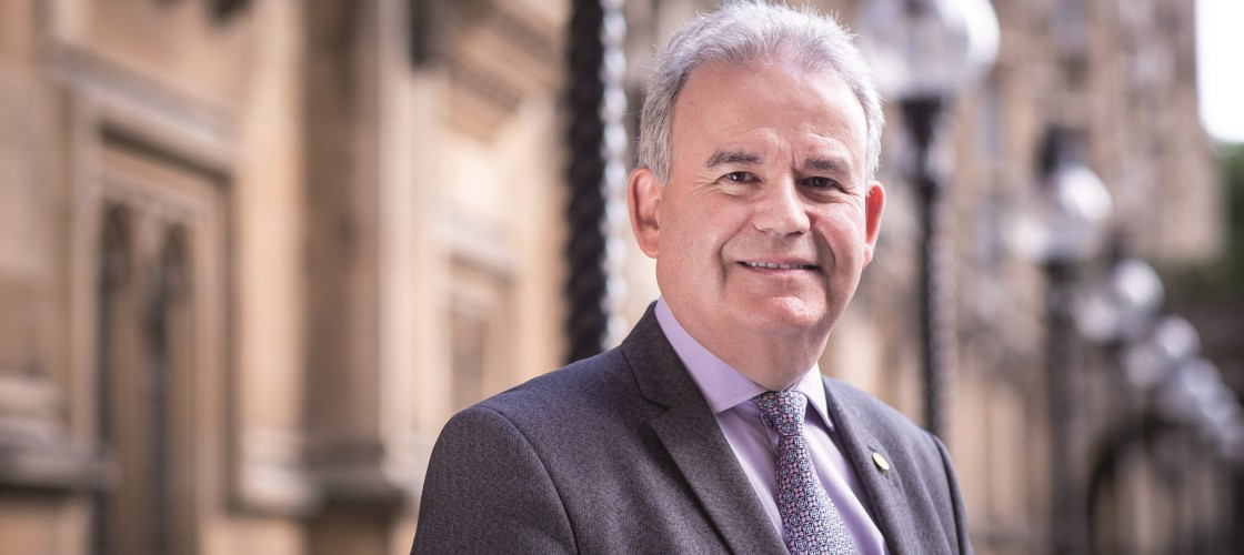 Defence Select Committee chair Julian Lewis