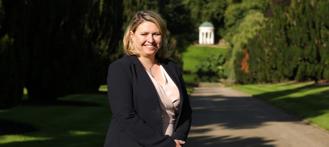 Karen Bradley became Northern Ireland Secretary in January
