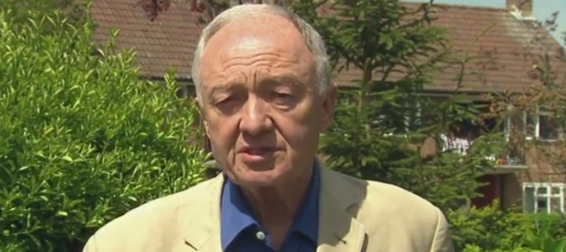 Ken Livingstone speaking to Sky News this morning