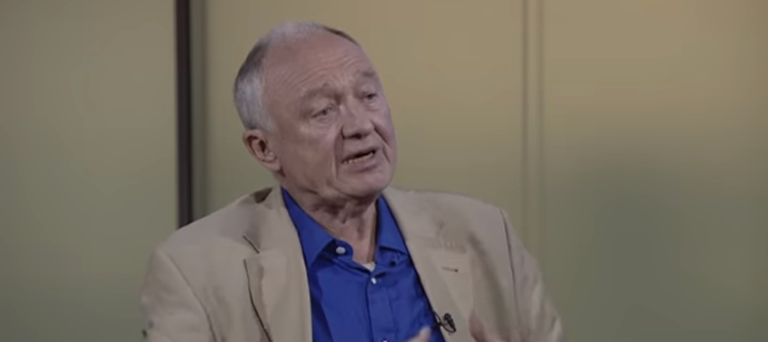 Ken Livingstone appearing on Press TV last week