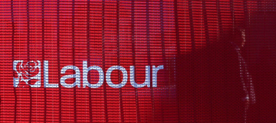 Labour by-election candidate