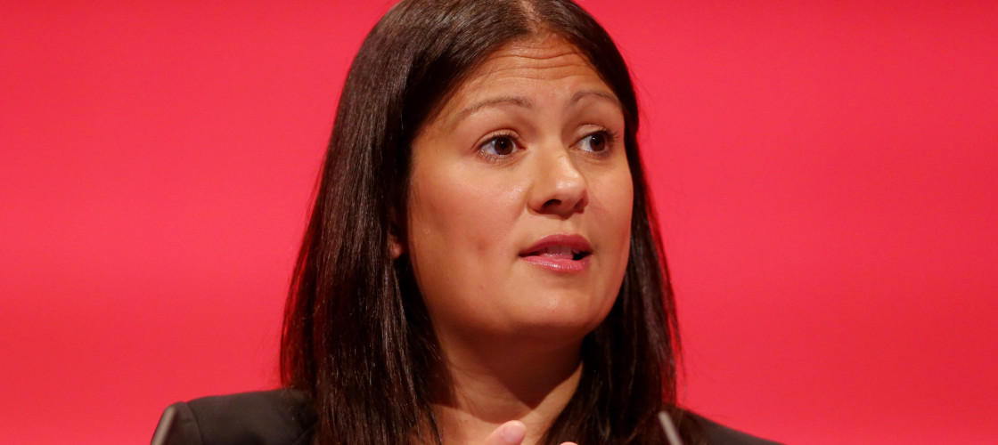 Lisa Nandy is Labour MP for Wigan