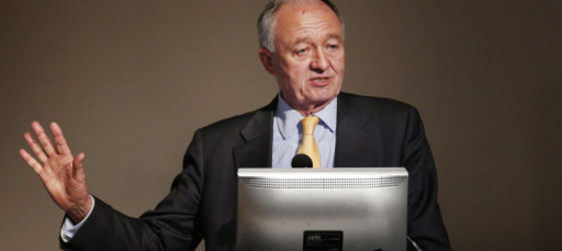 Ken Livingstone has offered a free meal to anyone who can prove him wrong.