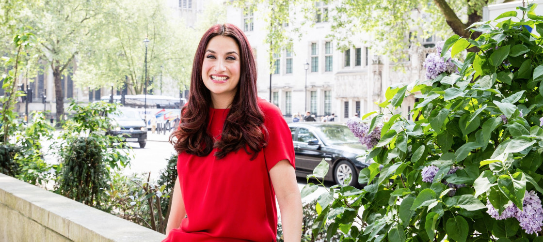 Luciana Berger is MP for Liverpool Wavertree