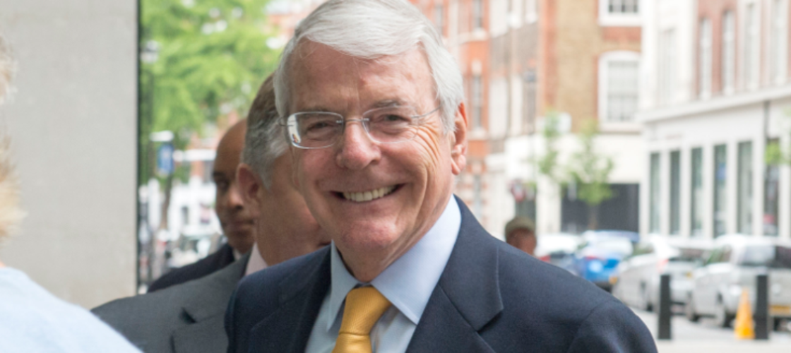 Image result for sir john major