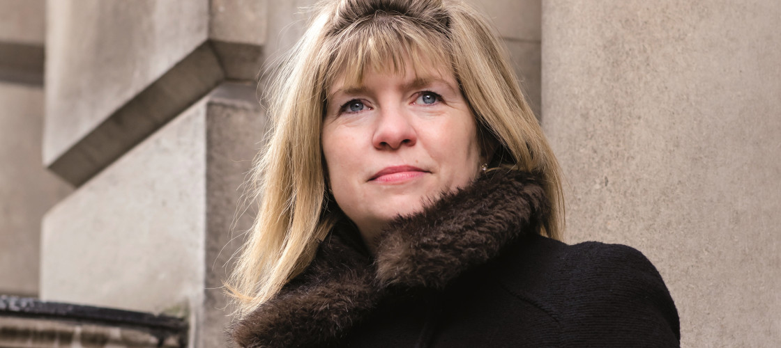 Maria Caulfield is Tory vice chair for women