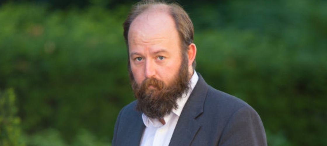 Nick Timothy on Downing Street in 2016
