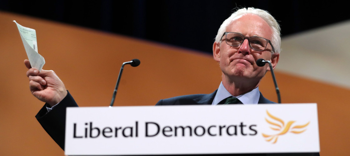 Norman Lamb is chair of the Science and Technology select committee
