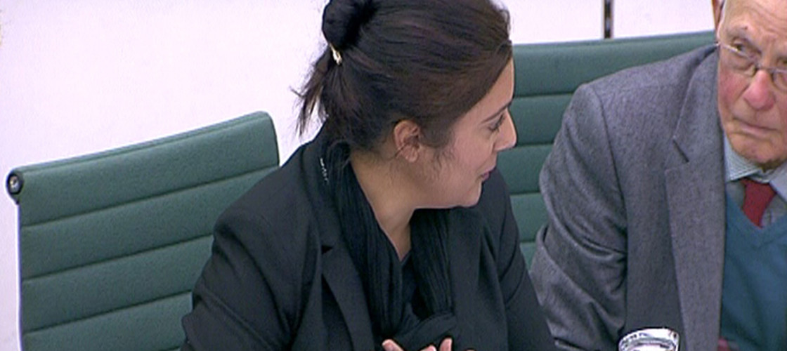 Conservative MP Nusrat Ghani