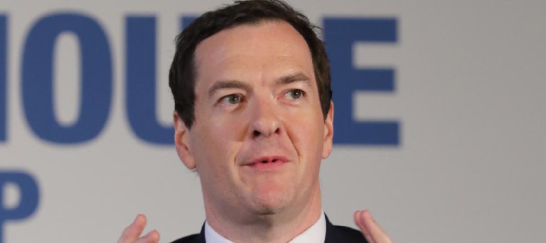 George Osborne Speccie speech