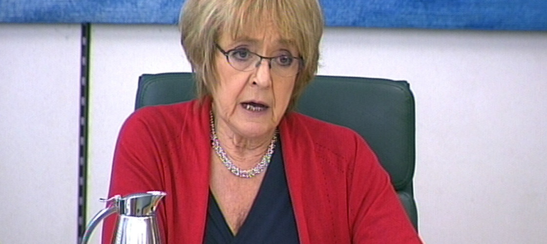 Margaret Hodge labelled Jeremy Corbyn 'devious'