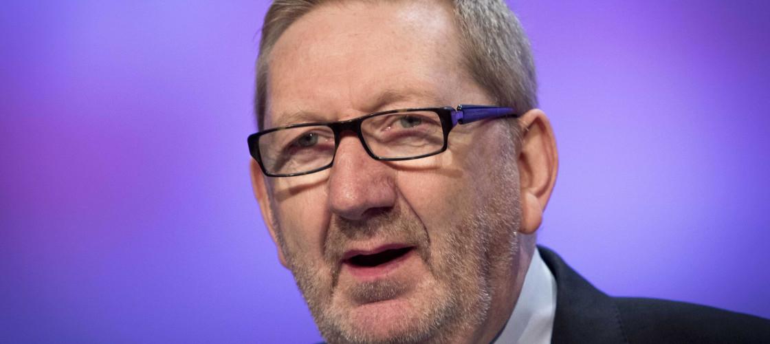 Len McCluskey has blasted Jeremy Corbyn over Trident