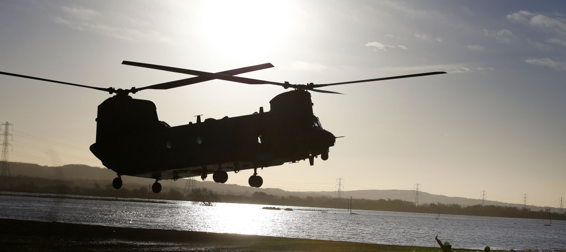 The armed forces are under threat from cuts, a former army chief has warned.
