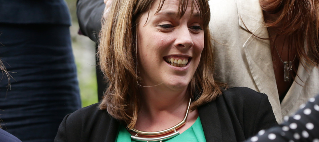 Jess Phillips, chair of the women's parliamentary Labour party