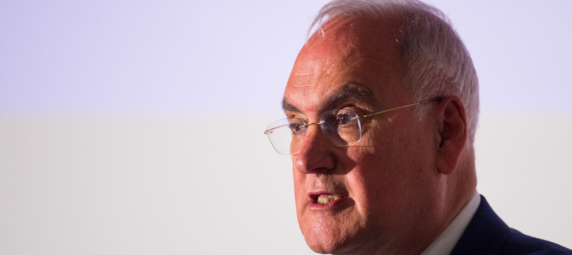 Sir Michael Wilshaw praised Michael Gove's record as education secretary.
