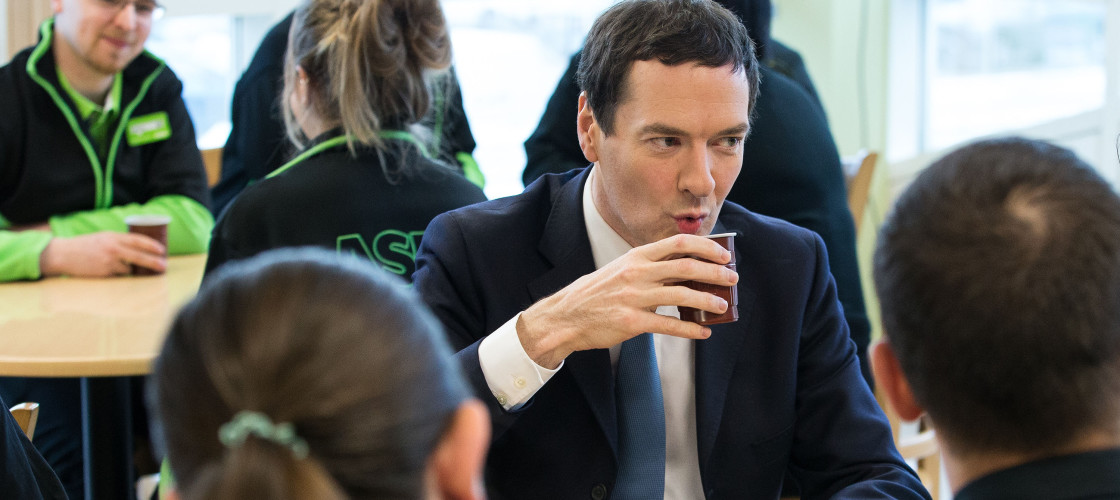 David Cameron says George Osborne should publish his tax returns