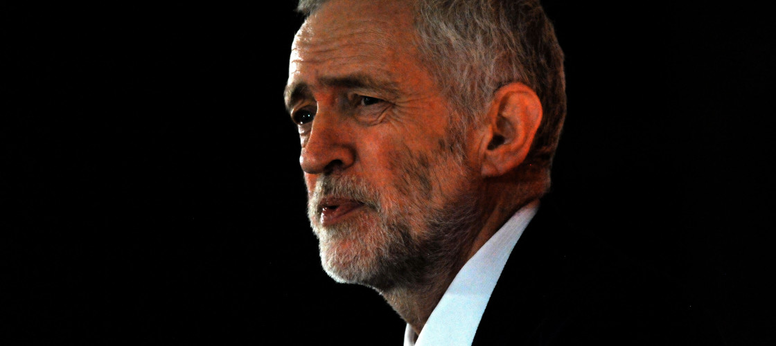 Jeremy Corbyn anti-Semitism row