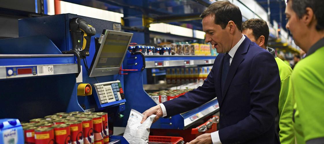 George Osborne tax row