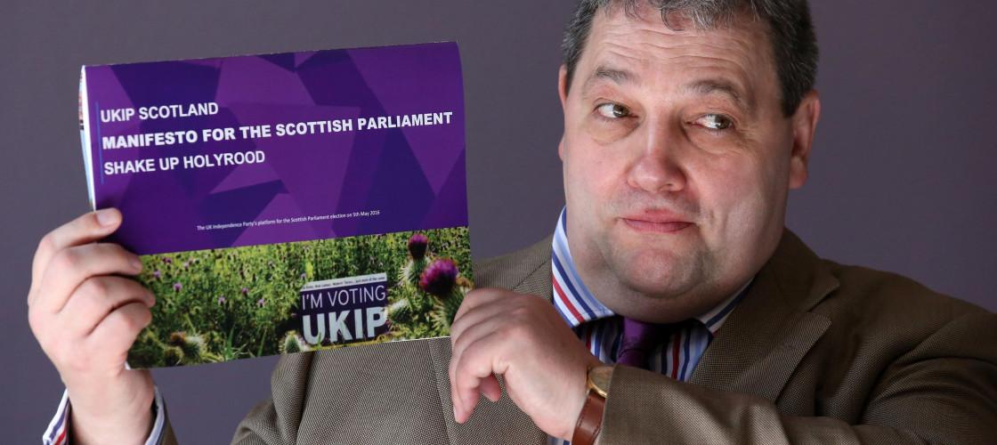 02c1a307f537 Ukip s Scottish leader David Coburn suspected BBC bias...on ITV