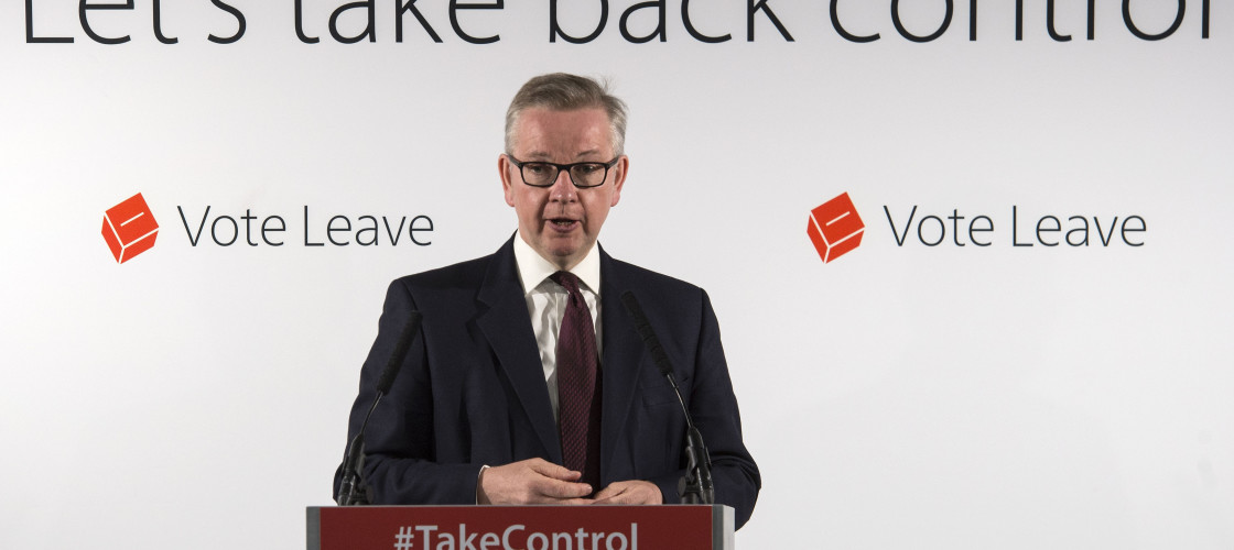 Michael Gove claims migration could come down to the tens of thousands after Brexit