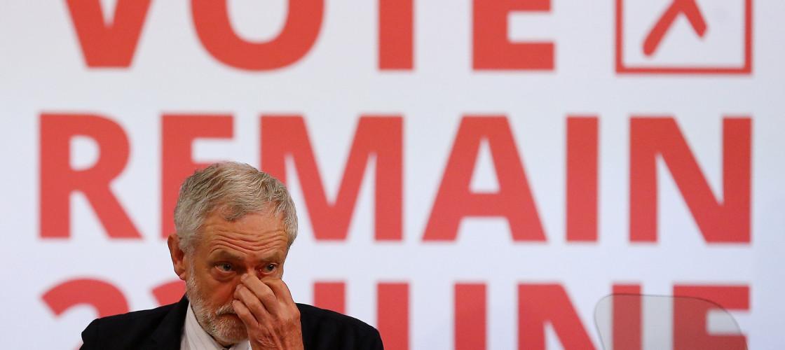 Corbyn MP letter