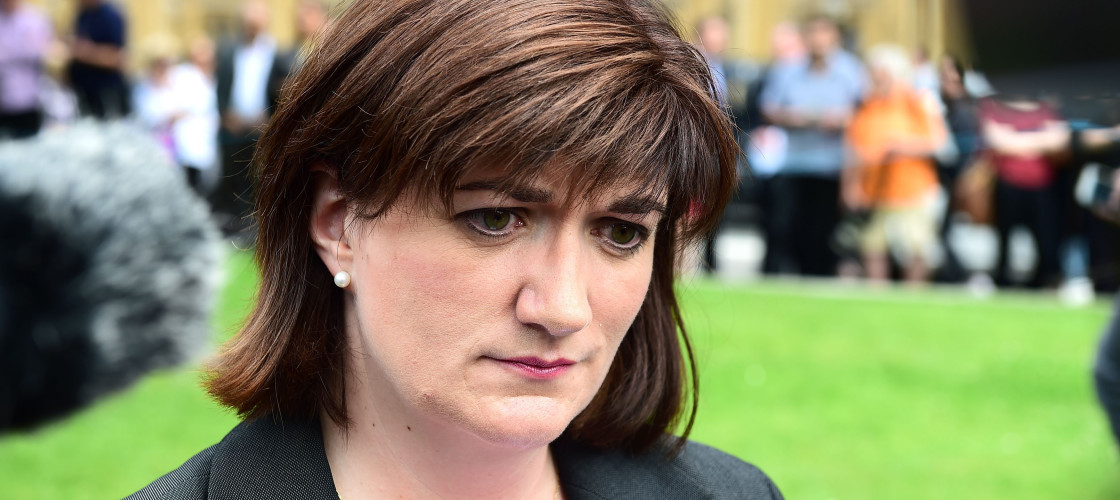 Nicky Morgan
