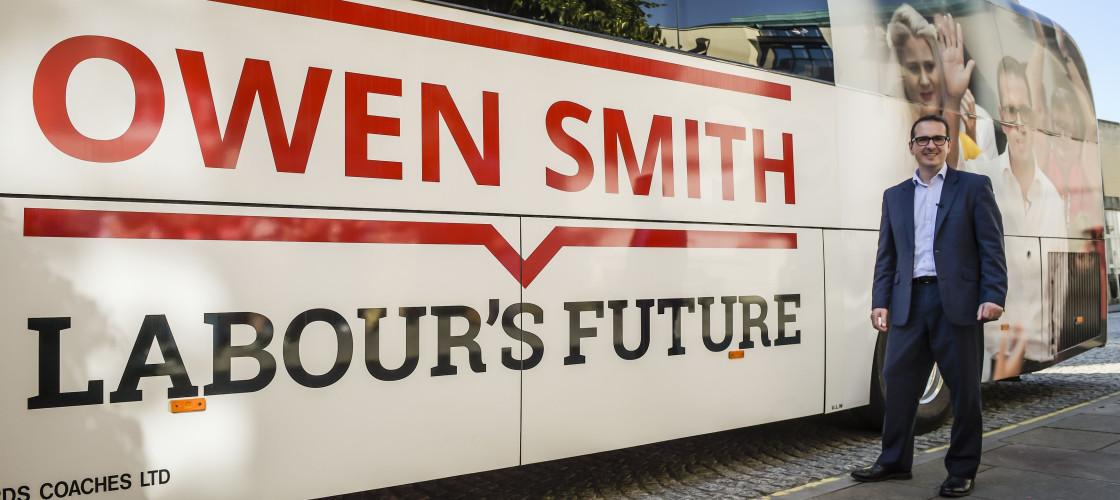 Owen Smith has made another sexist gaff