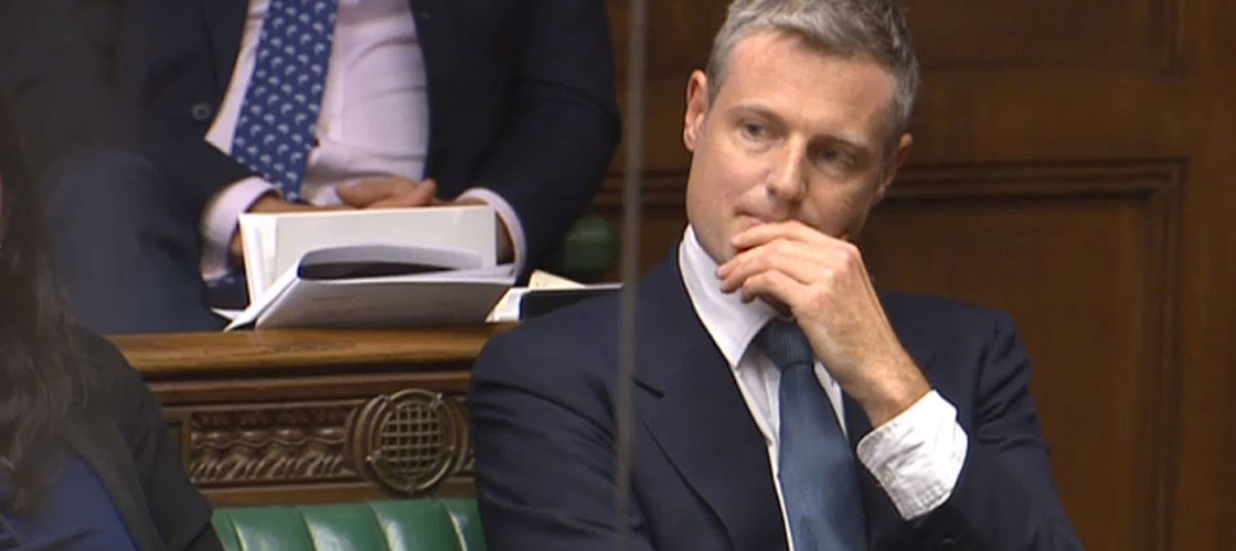 Zac Goldsmith