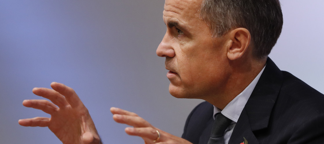 BoE boss Mark Carney launches bitter attack on Theresa May in policy row
