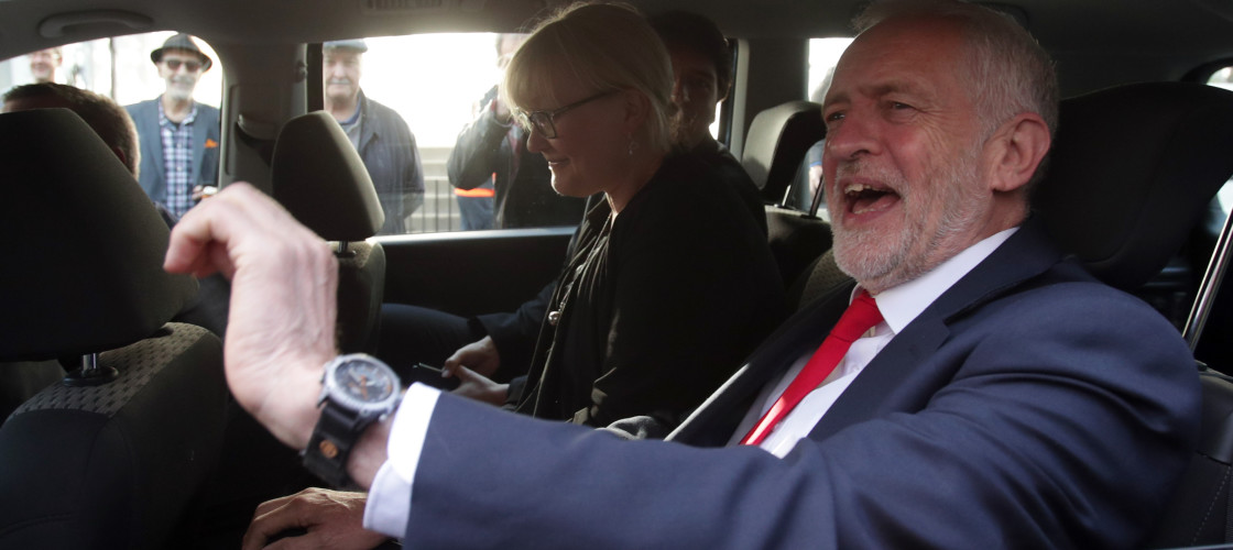 Personal attacks on Jeremy Corbyn backfired and gave Labour the advantage