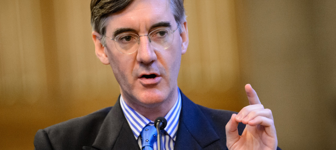 Jacob Rees-Mogg met with controversial former Trump aide, Steve Bannon.