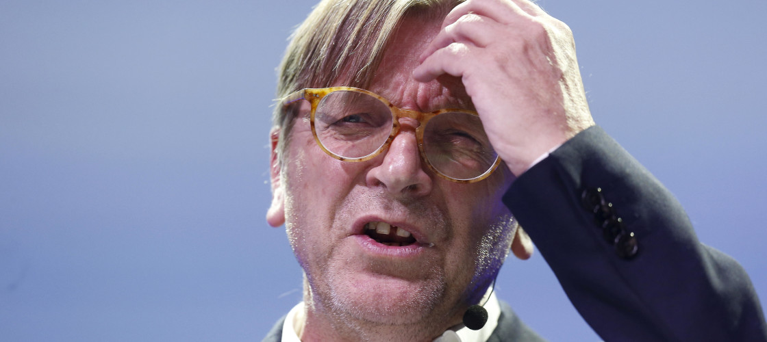 Guy Verhofstadt criticised Boris Johnson's case for a liberal Brexit.