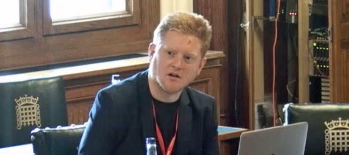Sheffield Hallam MP Jared O'Mara