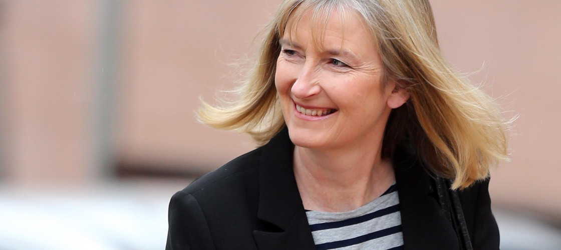 Dr Sarah Wollaston has hit out at the Government for not doing enough to fund the NHS.