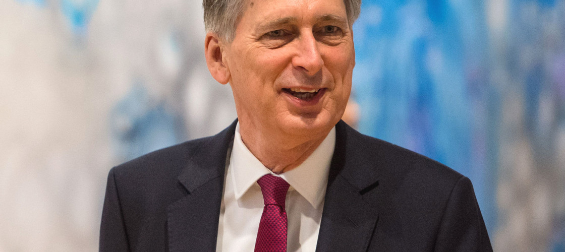 Philip Hammond is considering changing tax laws so referendum donors do not have their donations taxed.