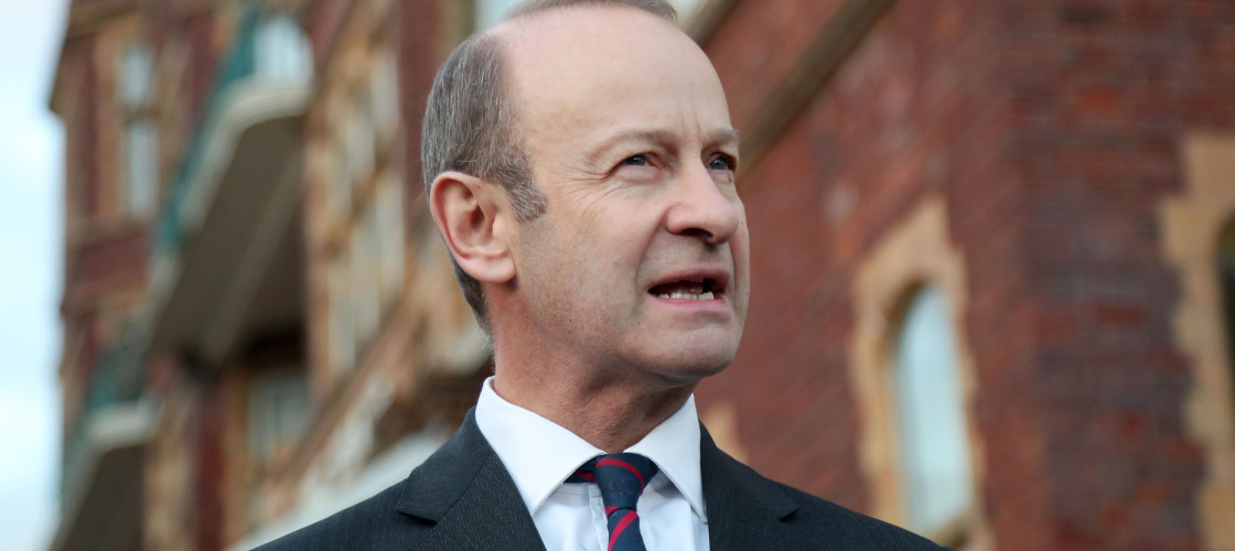 Henry Bolton: Ex-girlfriend was not a quick leg over   PoliticsHome com