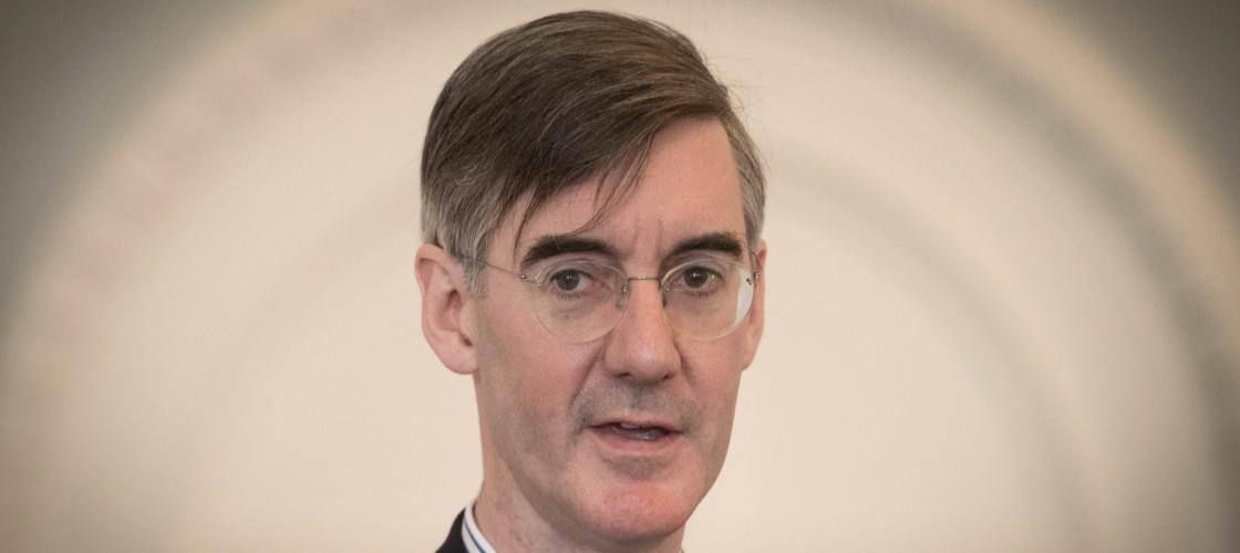 Jacob Rees-Mogg slapped down by Irish deputy PM over post