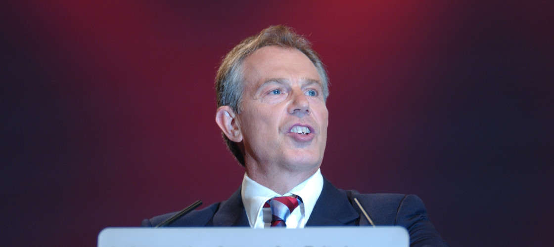 Tony Blair 2006 conference speech