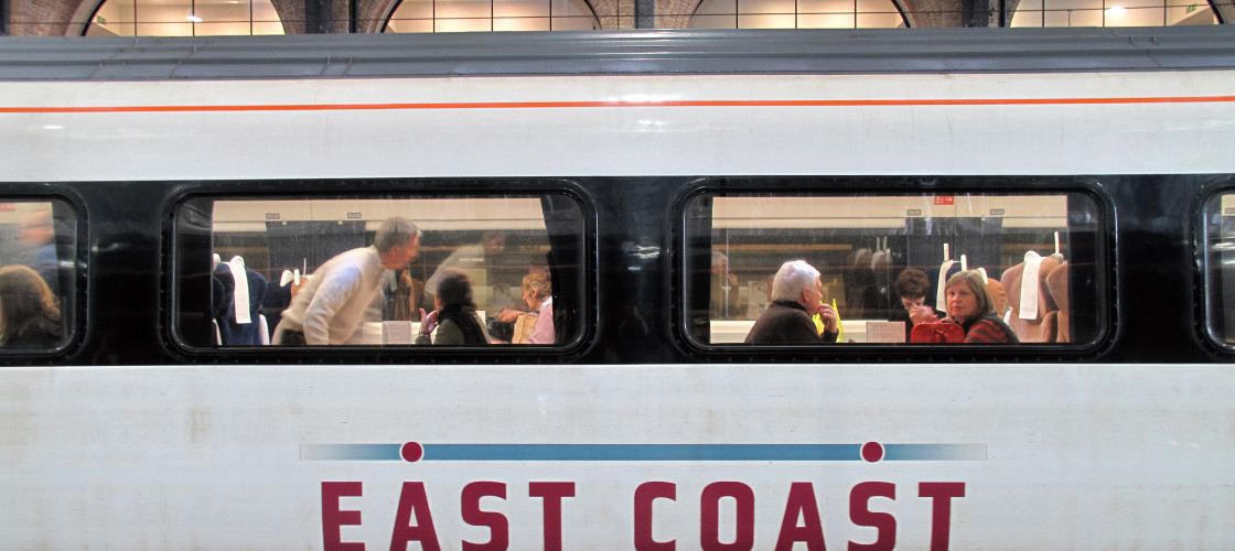"The East Coast Mainline will be run by Virgin and Stagecoach ""for a few months more""."