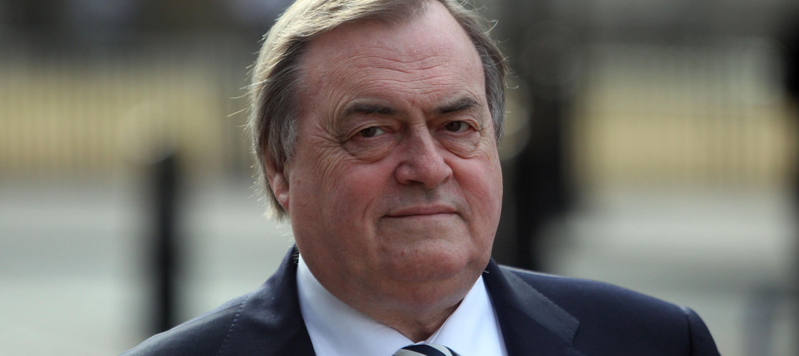 Former deputy prime minister Lord Prescott expressed his remorse over the Iraq war.