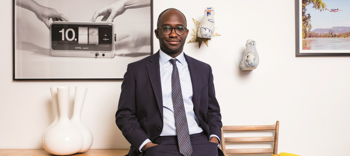 Sam Gyimah was appointed Universities minister in January